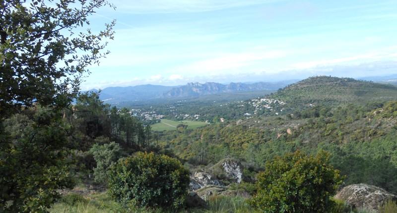19 La vallee de l'Argens