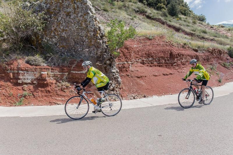randonnée cyclo bédarieux 26.05.2019 12
